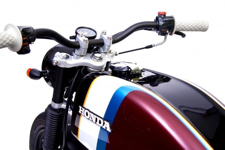 Honda CB200 1 740x493 - Slipstream Creations Honda CB200