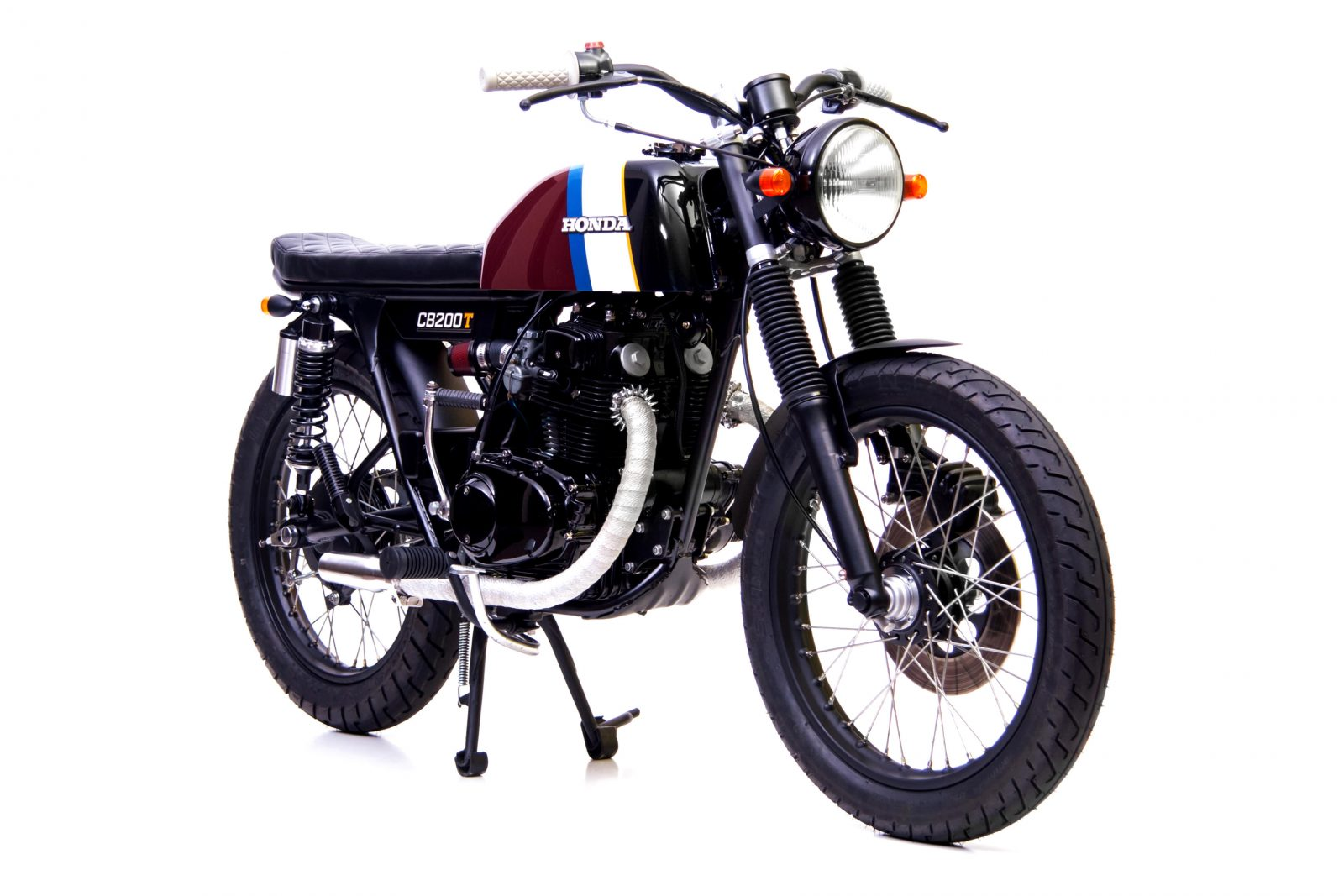 Honda CB200 5 1600x1067 - Slipstream Creations Honda CB200