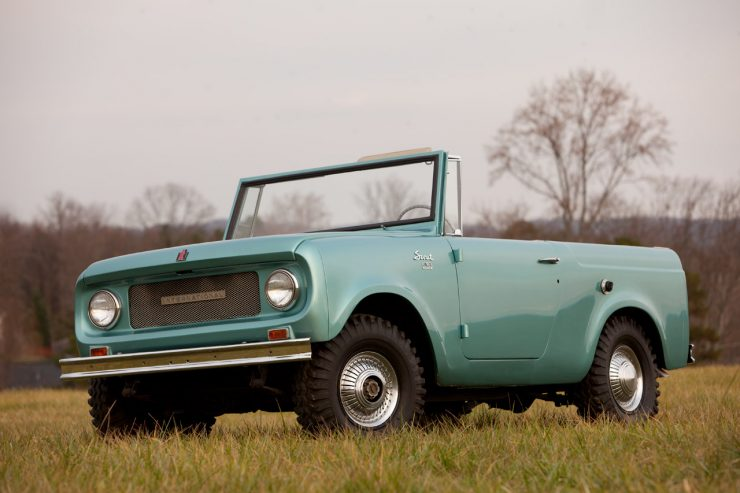 International Harvester Scout 2 740x493 - Essential Buying Guide: International Harvester Scout 80 + 800