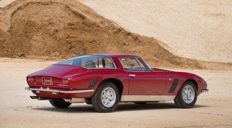Iso Grifo 1 740x408 - 1973 Iso Grifo Series II