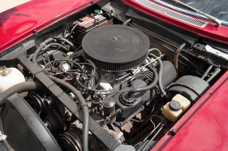 Iso Grifo 11 740x491 - 1973 Iso Grifo Series II