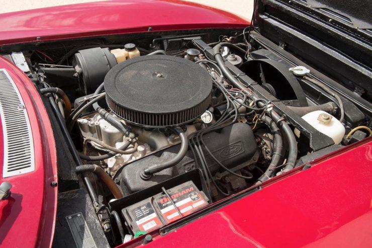 Iso Grifo 12 740x493 - 1973 Iso Grifo Series II
