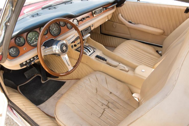 Iso Grifo 15 740x493 - 1973 Iso Grifo Series II