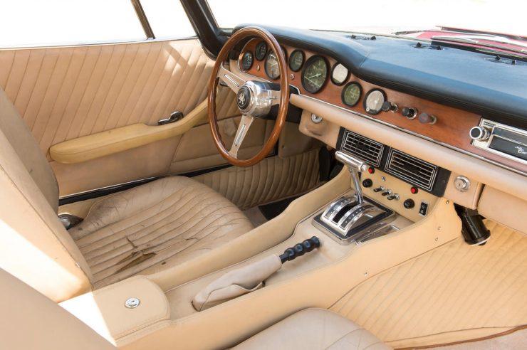 Iso Grifo 16 740x492 - 1973 Iso Grifo Series II