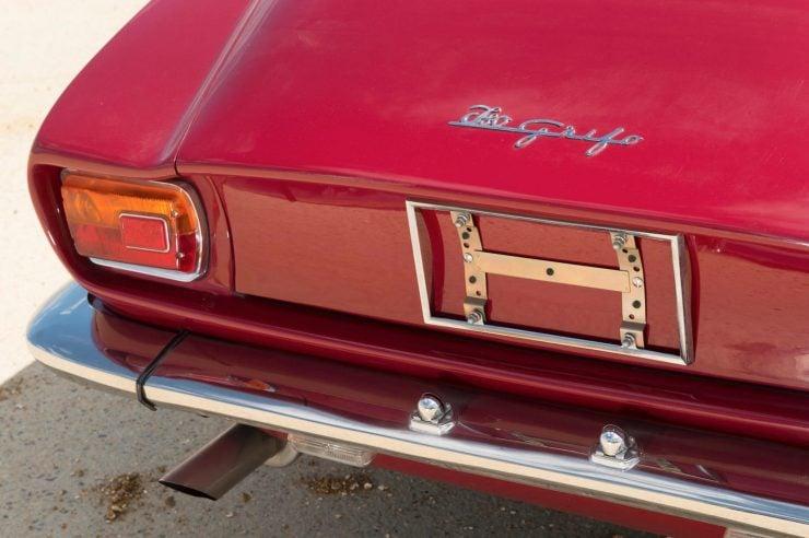 Iso Grifo 17 740x492 - 1973 Iso Grifo Series II