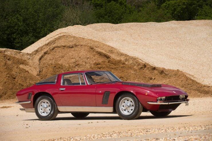 Iso Grifo 3 740x493 - 1973 Iso Grifo Series II