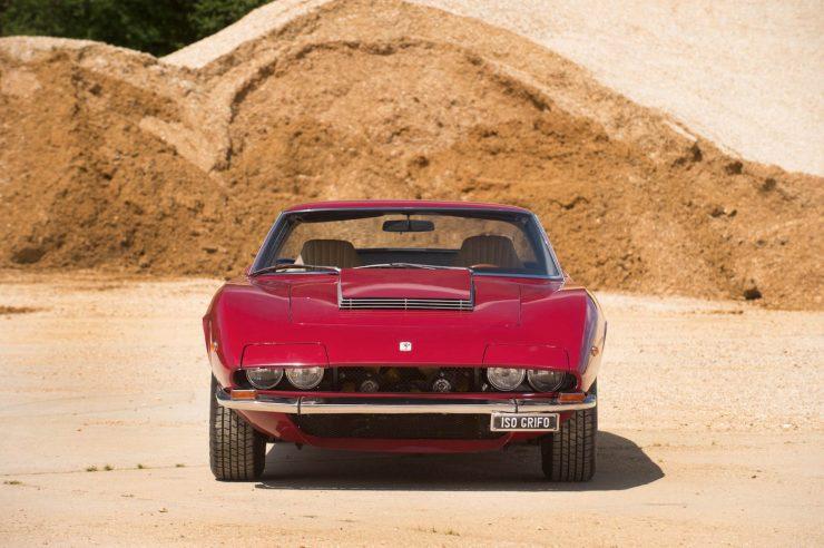 Iso Grifo 4 740x492 - 1973 Iso Grifo Series II