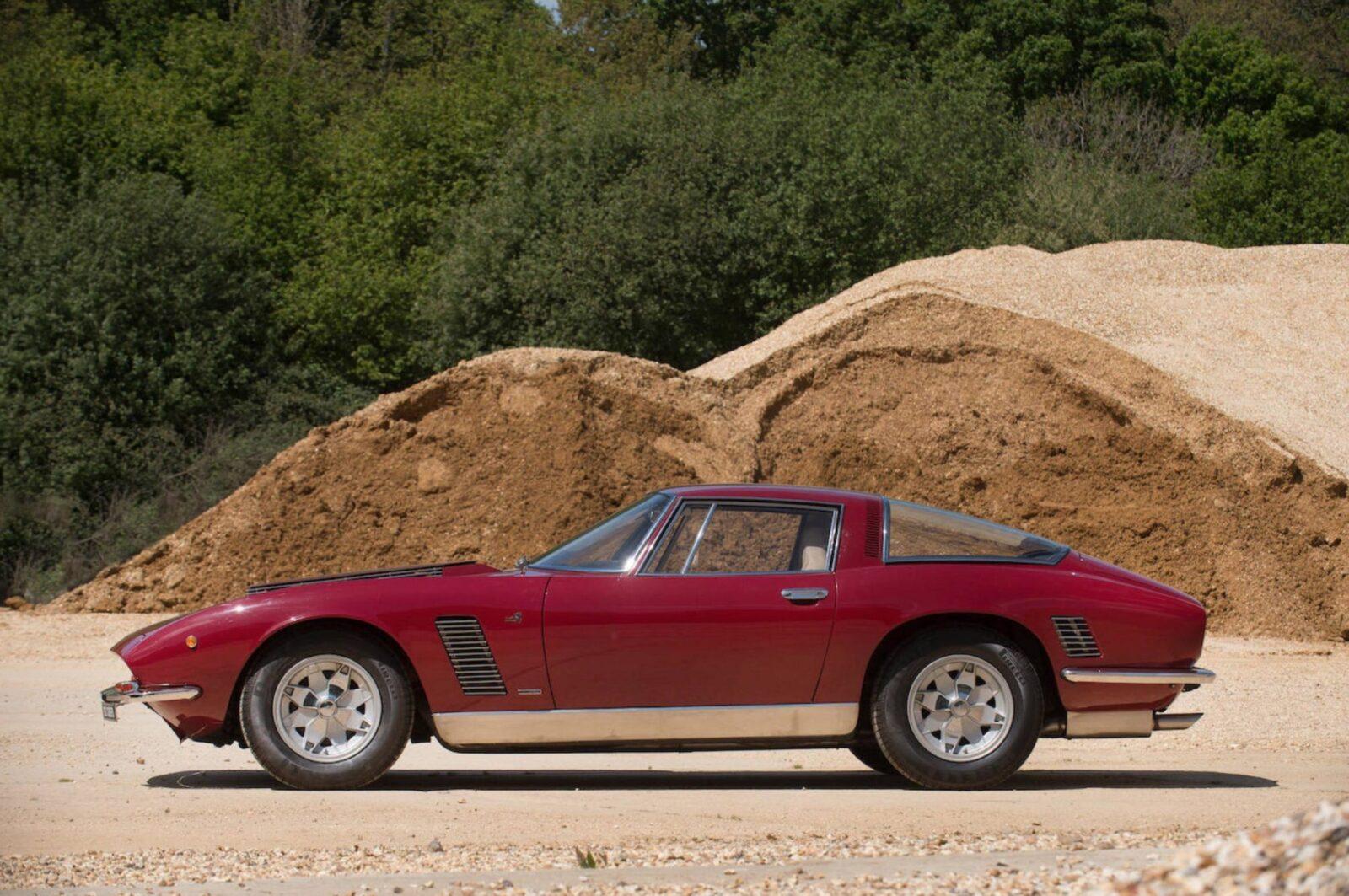 Iso Grifo 6 1600x1063 - 1973 Iso Grifo Series II