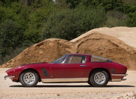 Iso Grifo 6 450x330 - 1973 Iso Grifo Series II