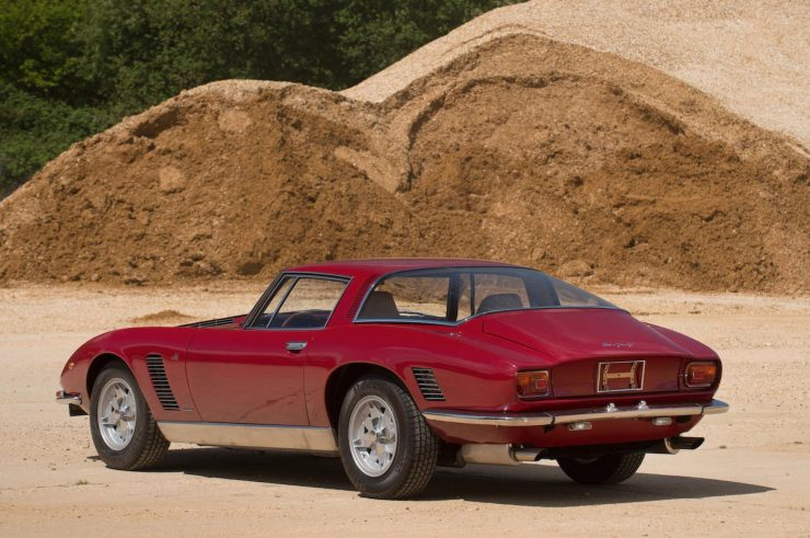 Iso Grifo 7 740x491 - 1973 Iso Grifo Series II