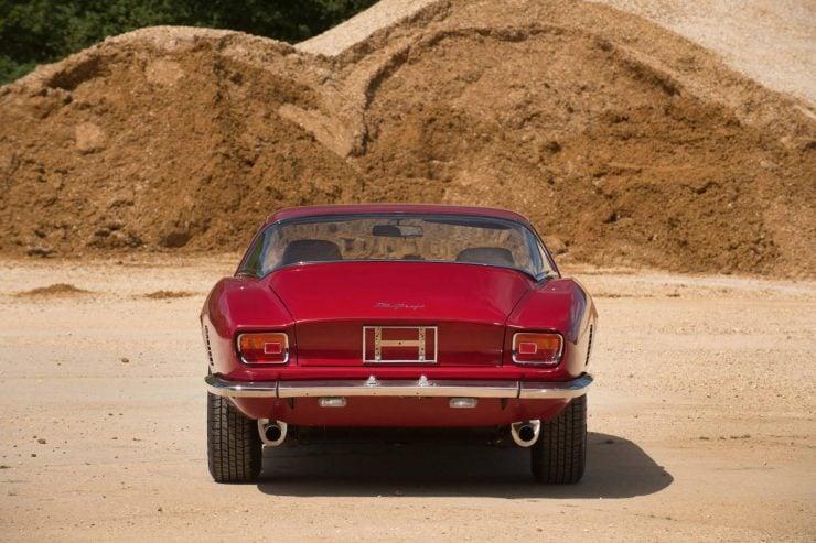 Iso Grifo 8 740x493 - 1973 Iso Grifo Series II