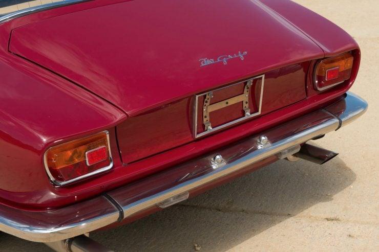 Iso Grifo 9 740x493 - 1973 Iso Grifo Series II
