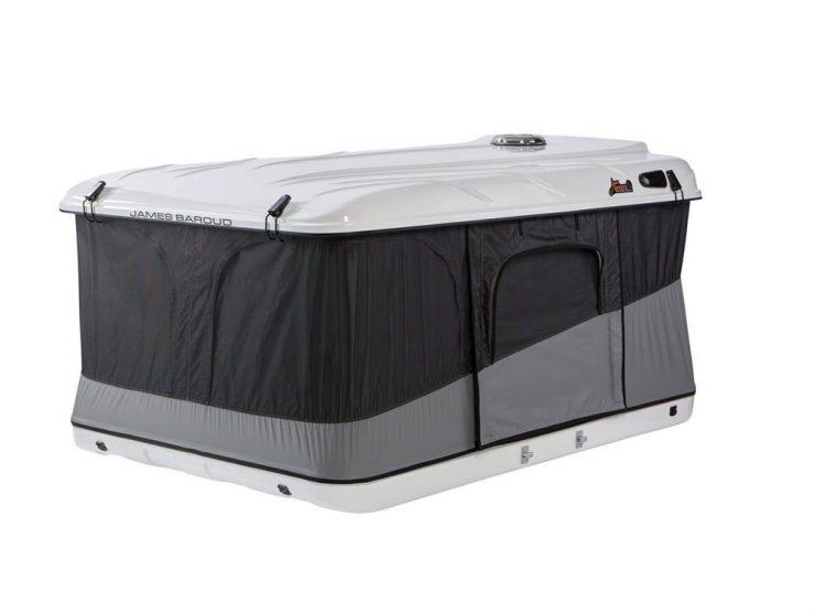 James Baroud Evasion Rooftop Tent 740x556 - Evasion Evolution Rooftop Tent
