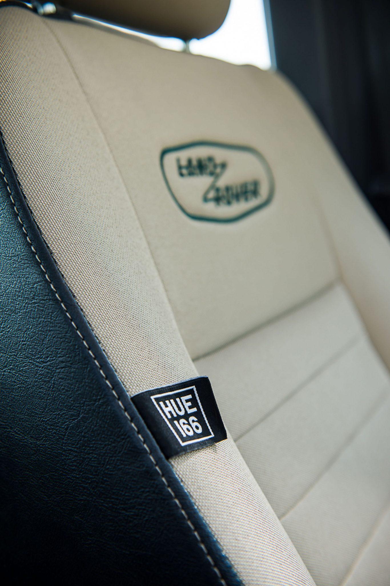Rowan Atkinson's Land Rover Defender 10 - Rowan Atkinson's Land Rover Defender
