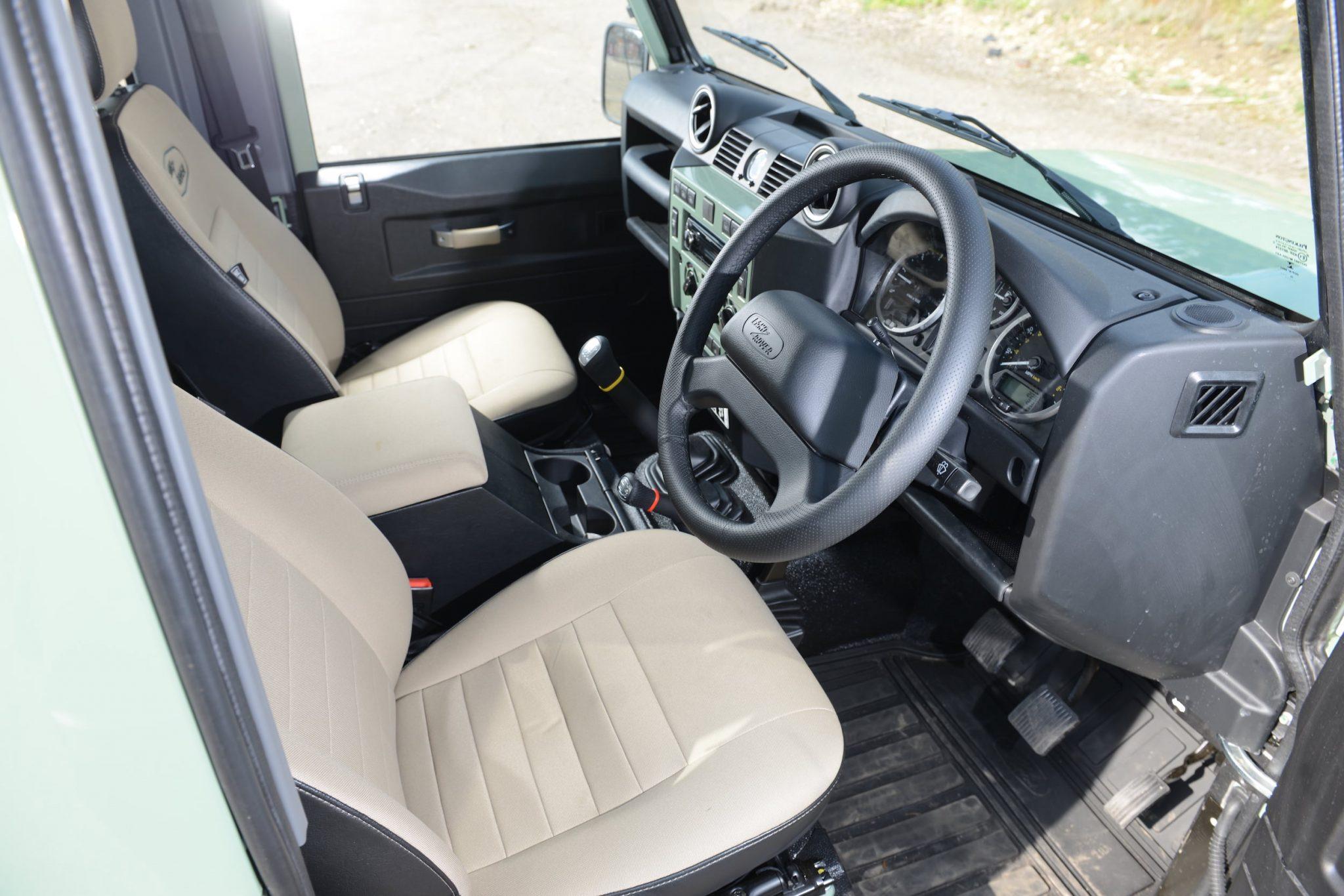 Rowan Atkinson's Land Rover Defender 5 - Rowan Atkinson's Land Rover Defender