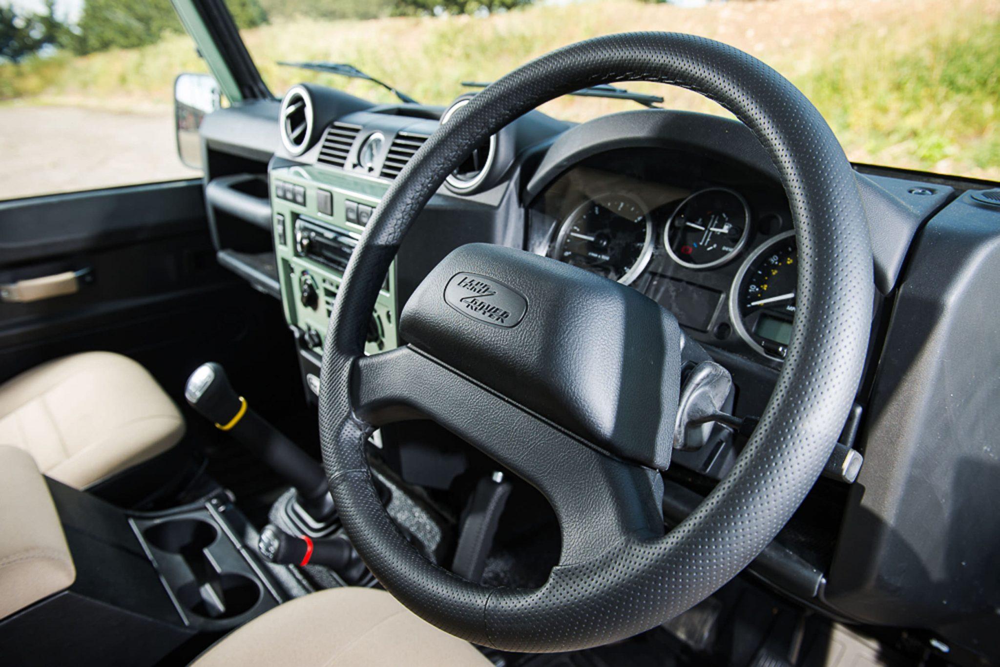 Rowan Atkinson's Land Rover Defender 7 - Rowan Atkinson's Land Rover Defender