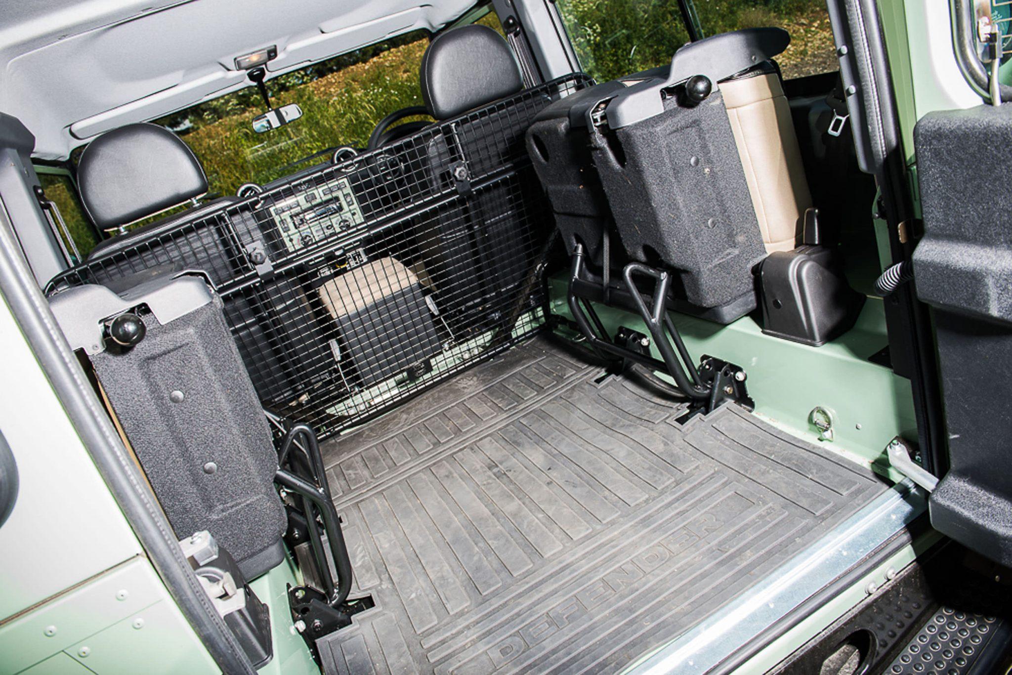 Rowan Atkinson's Land Rover Defender 8 - Rowan Atkinson's Land Rover Defender