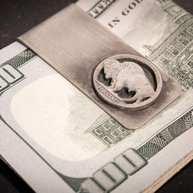 Silver Piston Money Clips 1 740x740 - Silver Piston Money Clips