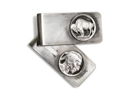 Silver Piston Money Clips 450x330