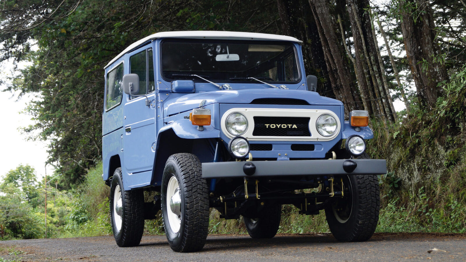 Toyota Land Cruiser BJ40 1600x900 - 1976 Toyota Land Cruiser BJ40