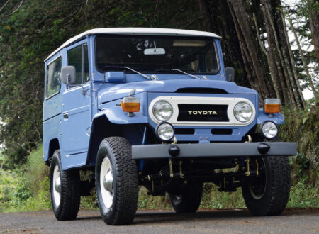 Toyota Land Cruiser BJ40 450x330 - 1976 Toyota Land Cruiser BJ40