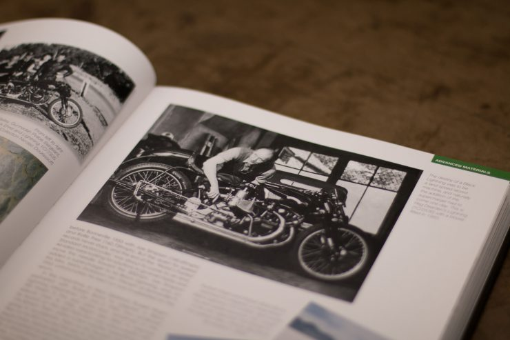 Vincent Motorcycles The Untold Story Since 1946 4 740x493 - Vincent Motorcycles: The Untold Story Since 1946