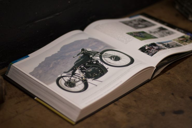Vincent Motorcycles The Untold Story Since 1946 9 740x493 - Vincent Motorcycles: The Untold Story Since 1946