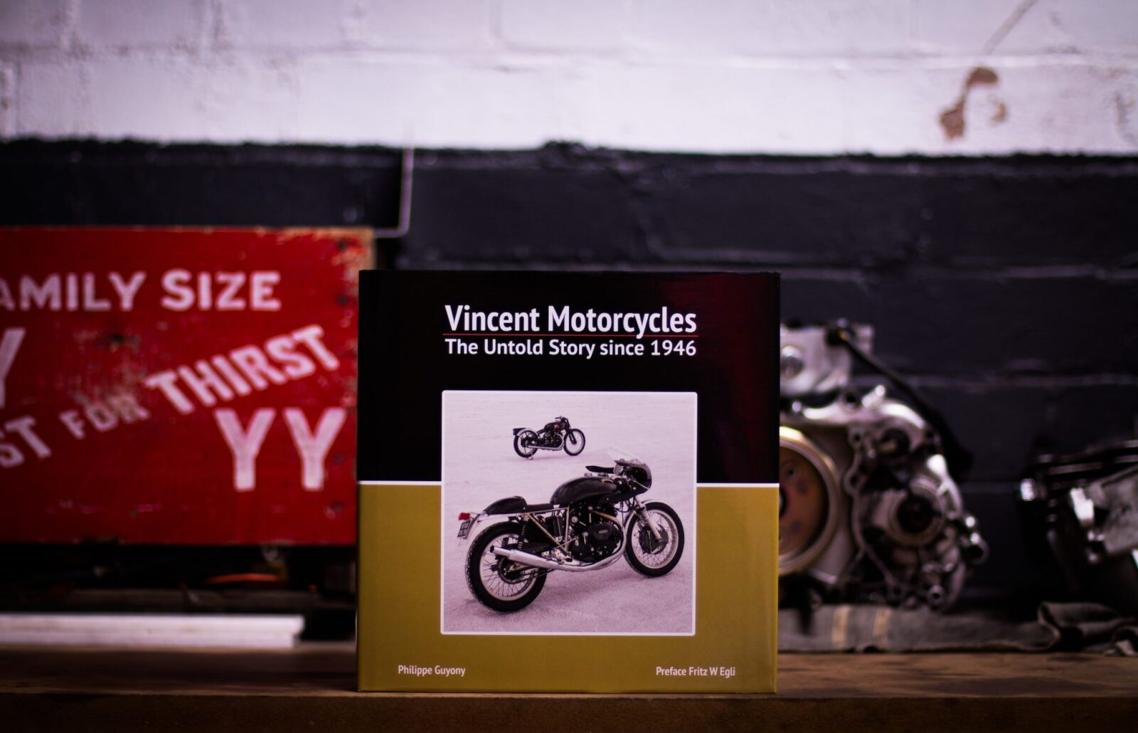 Vincent Motorcycles The Untold Story Since 1946 Book 1600x1030 - Vincent Motorcycles: The Untold Story Since 1946
