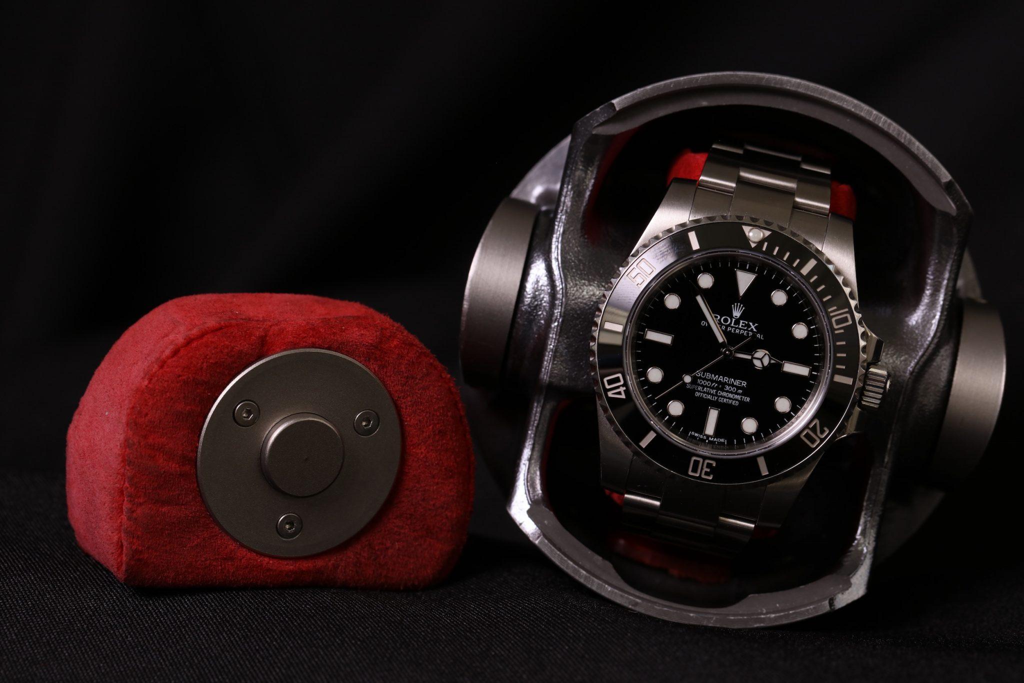 Vulcan Innova VI52 Watch Winder 3 - Vulcan Innova VI52 Watch Winder