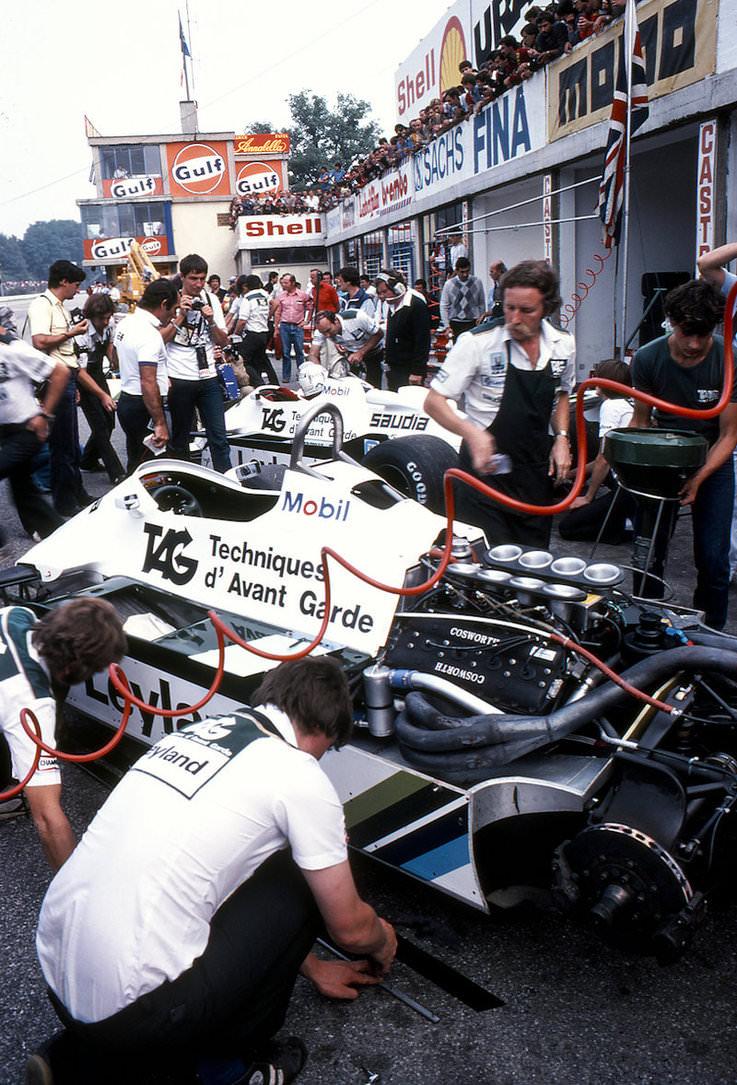 Williams F1 - Documentary: The Grid