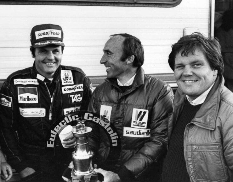 Williams Formula One 740x580 - Documentary: The Grid