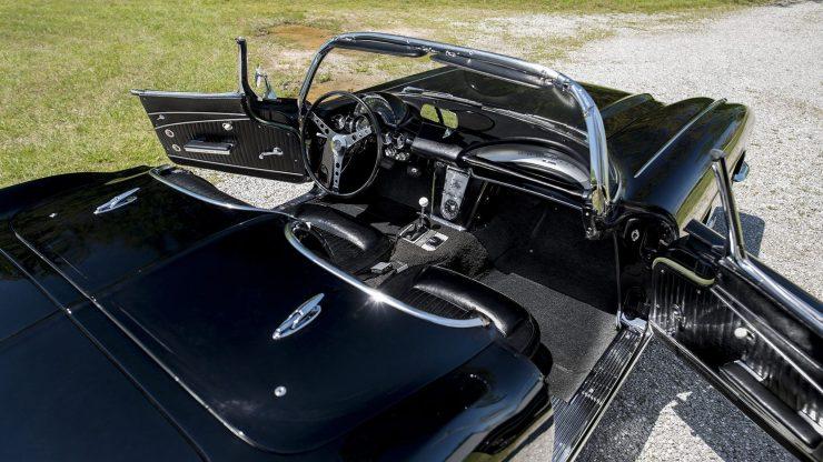 chevrolet corvette 8 740x416 - 1962 Chevrolet Corvette - 327 Cubic Inch