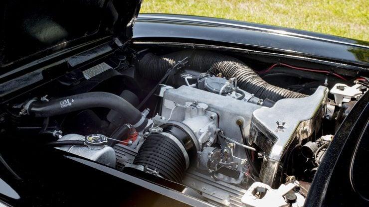 chevrolet corvette 9 740x416 - 1962 Chevrolet Corvette - 327 Cubic Inch