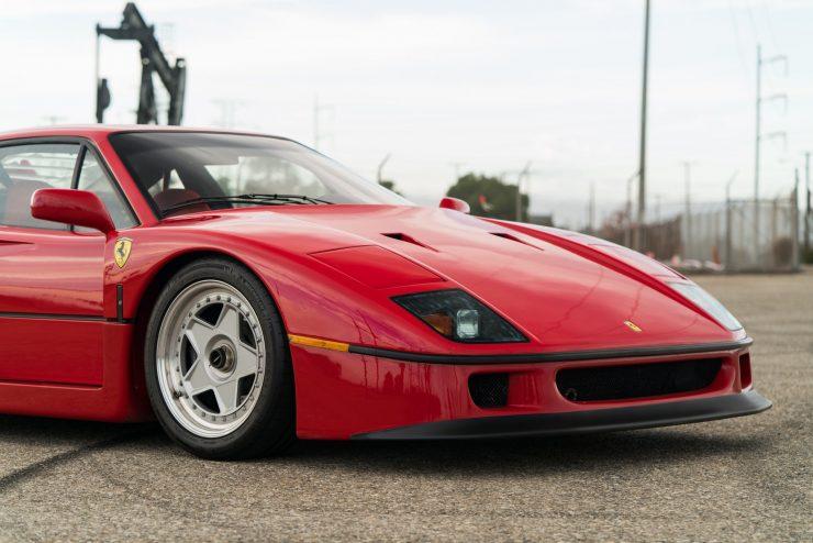 ferrari f40 11 740x494 - 1992 Ferrari F40