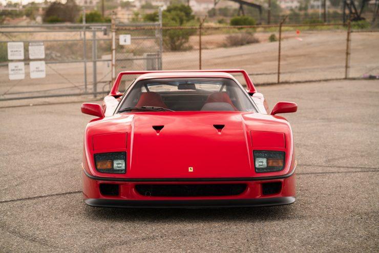 ferrari f40 19 740x494 - 1992 Ferrari F40