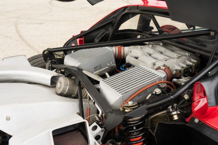 ferrari f40 3 740x493 - 1992 Ferrari F40