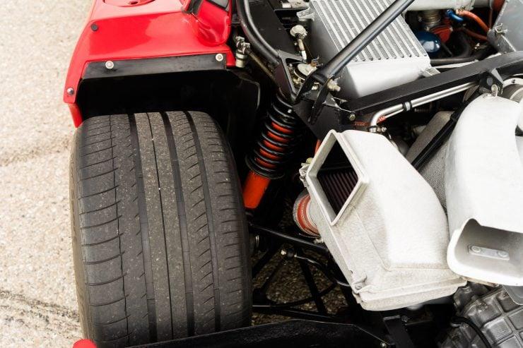 ferrari f40 4 740x493 - 1992 Ferrari F40