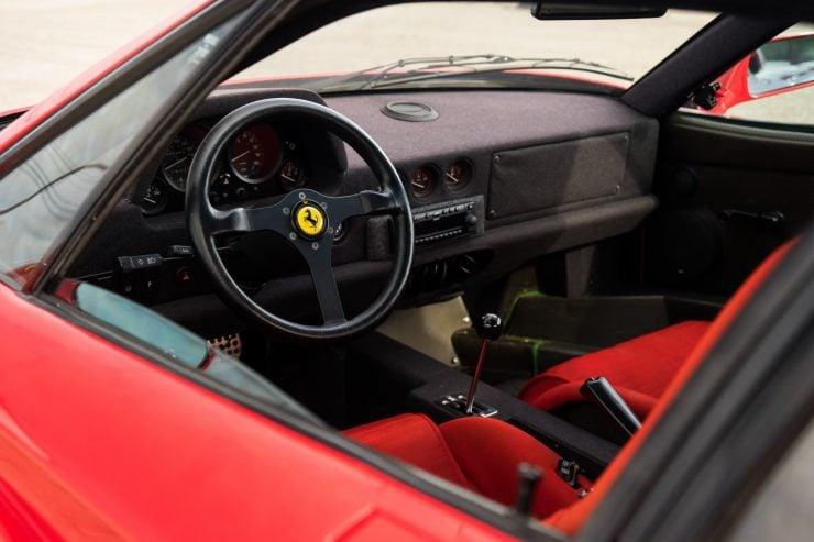 ferrari f40 5 740x493 - 1992 Ferrari F40