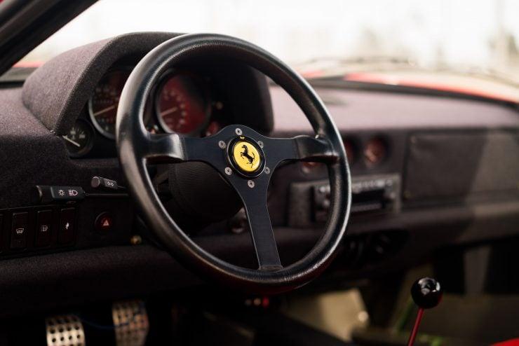 ferrari f40 6 740x494 - 1992 Ferrari F40