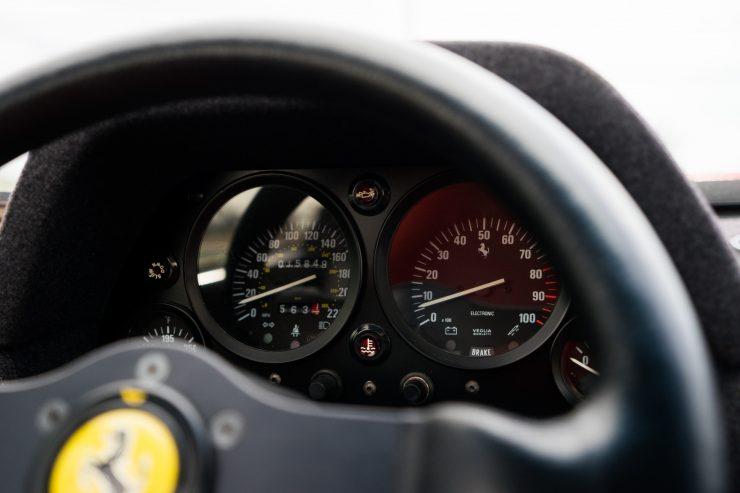 ferrari f40 7 740x493 - 1992 Ferrari F40