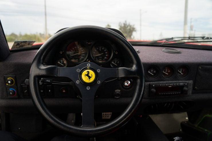 ferrari f40 8 740x493 - 1992 Ferrari F40