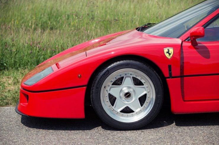 ferrari f40 car 10 740x493 - Ex-David Gilmour / Pink Floyd Ferrari F40