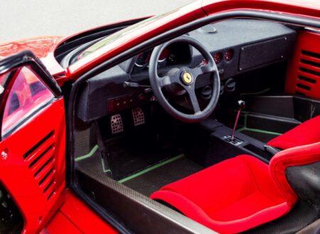 ferrari f40 car 22 450x330 - Ex-David Gilmour / Pink Floyd Ferrari F40