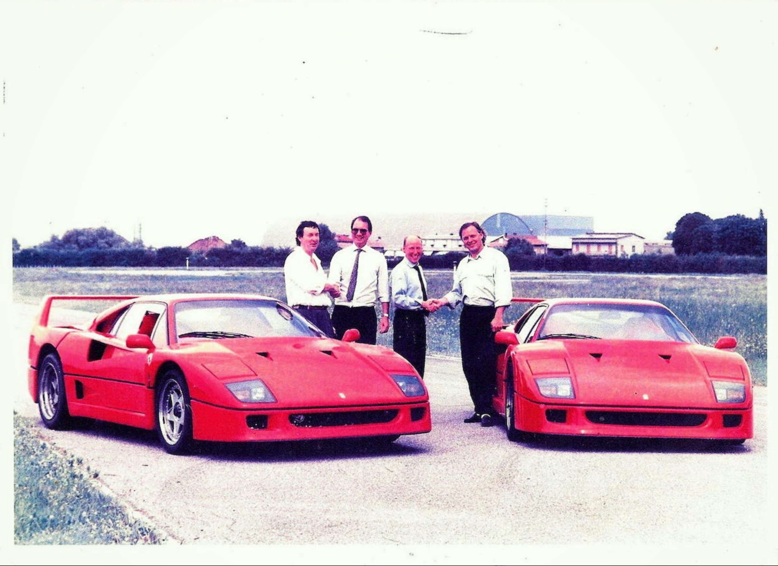 ferrari f40 car 30 - Ex-David Gilmour / Pink Floyd Ferrari F40