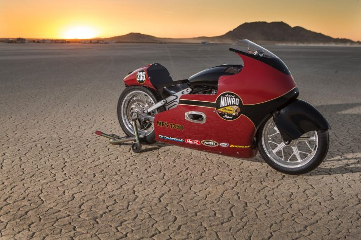 indian scout custom 12 740x493 - Lee Munro's Indian Scout