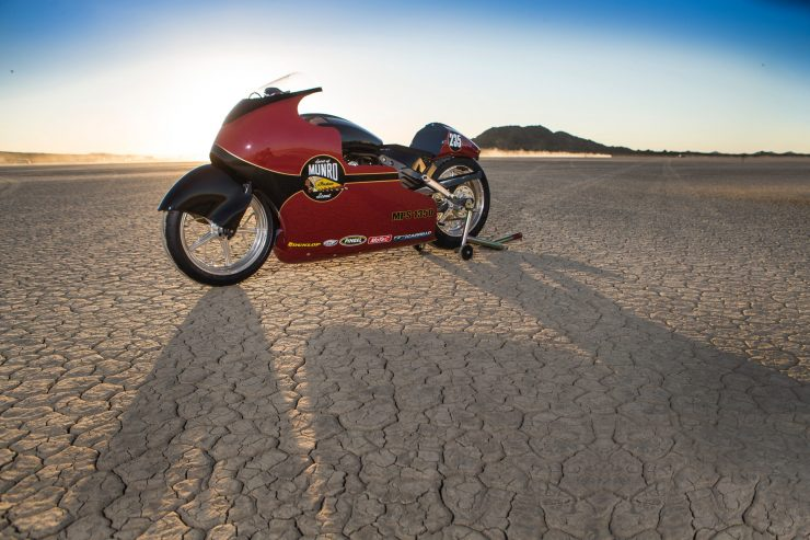indian scout custom 9 740x493 - Lee Munro's Indian Scout