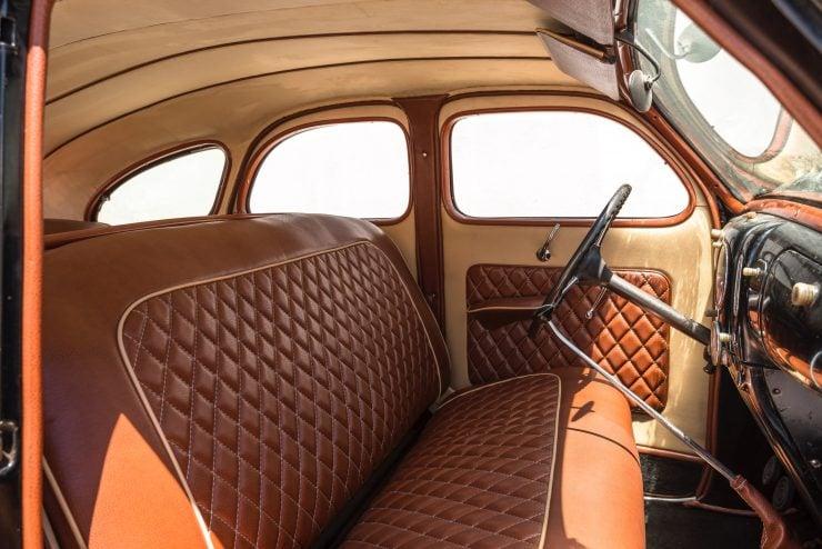 """lincoln zephyr v12 car 10 740x494 - 1936 Lincoln-Zephyr V12 """"Twin-Grille"""""""