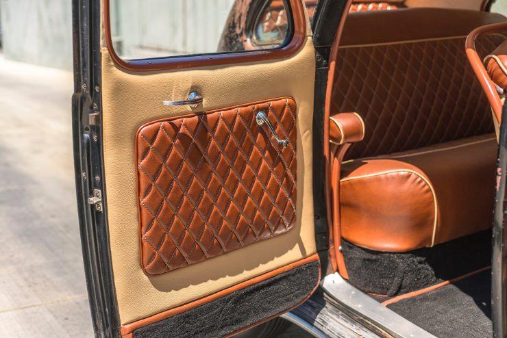 """lincoln zephyr v12 car 13 740x494 - 1936 Lincoln-Zephyr V12 """"Twin-Grille"""""""
