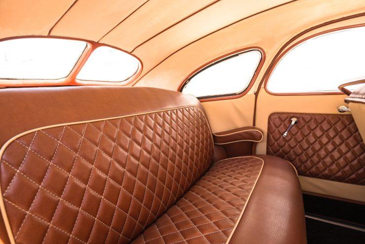 """lincoln zephyr v12 car 14 740x494 - 1936 Lincoln-Zephyr V12 """"Twin-Grille"""""""