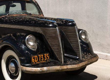 "lincoln zephyr v12 car 19 450x330 - 1936 Lincoln-Zephyr V12 ""Twin-Grille"""